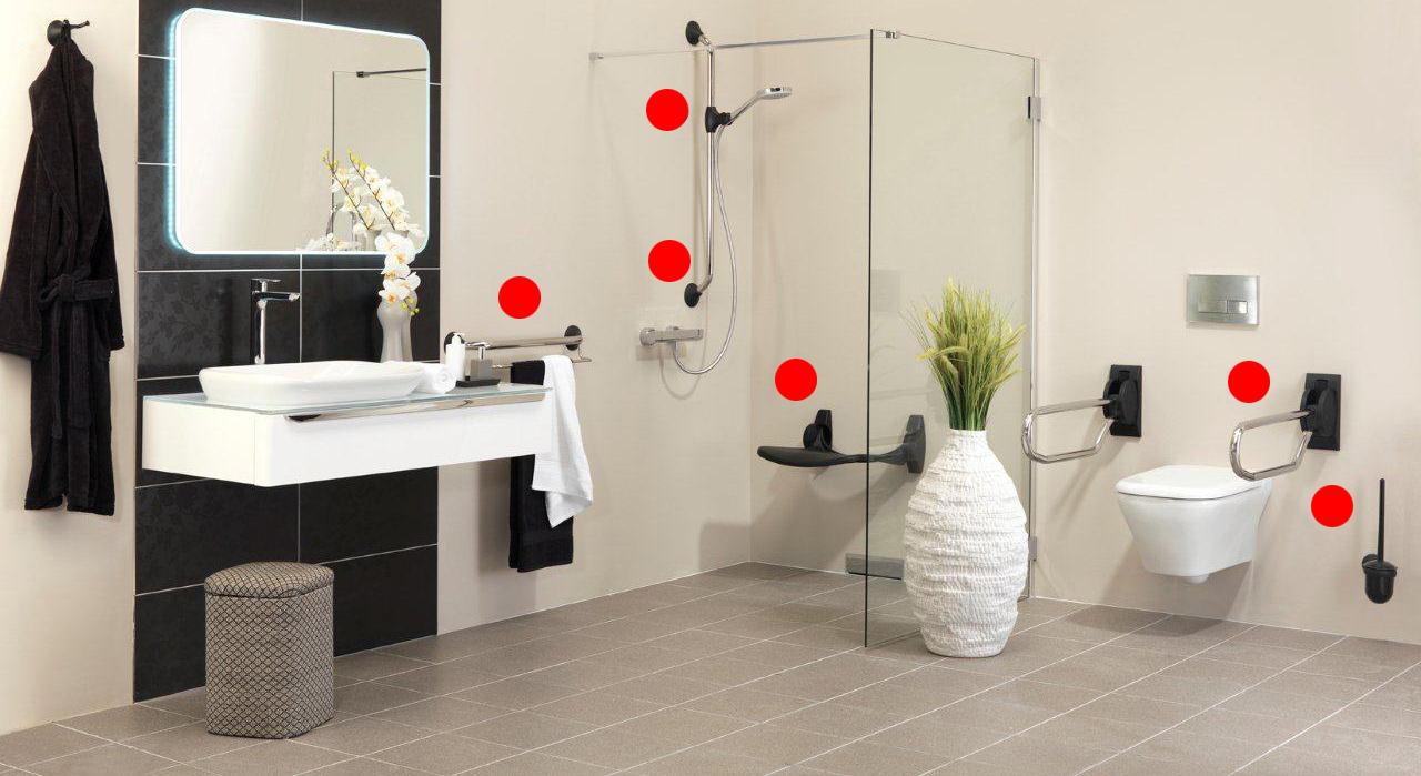 baños adaptados malaga