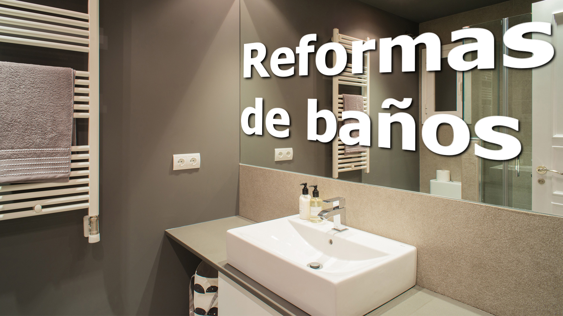 reformas baño malaga